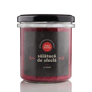 Salata din sfecla rosie cu hrean 300g
