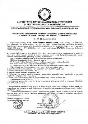 autorizatie miere DSVSA (1)